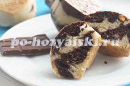 маффины с какао