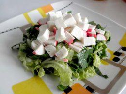 салат из щавеля