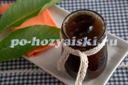 варенье из зеленых грецких орехов без извести
